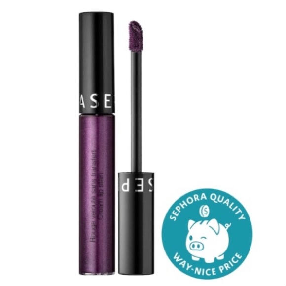 Sephora Other - Sephora Lip Stain Liquid Lipstick Polished Purple
